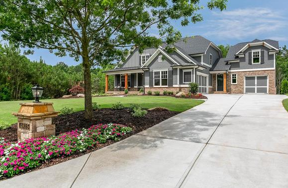 Award Winning Community:Equestrian Inspired with Unique Exteriors