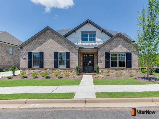 4 Sided Brick Ranch Home:Hard to Find in Johns Creek!