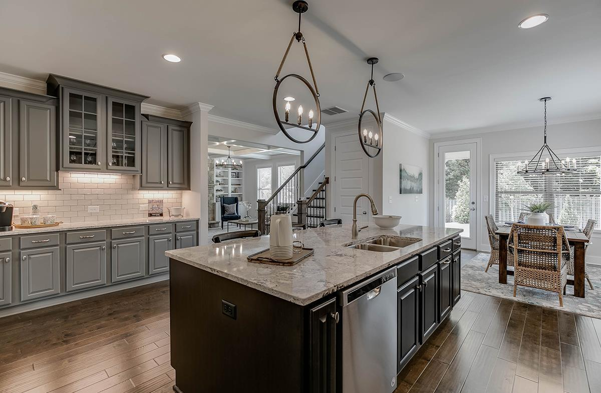 Designer Upgrades in Every Home