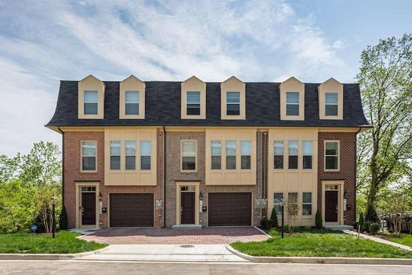 New Luxury Townhomes-Photo not of actual property. For representative purposes only.