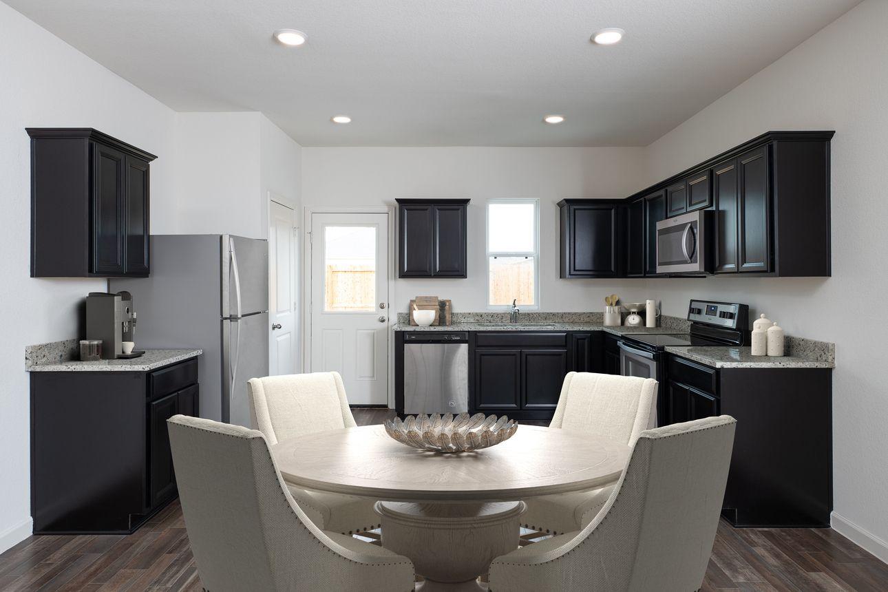 Interior:Dawn Dawn Kitchen