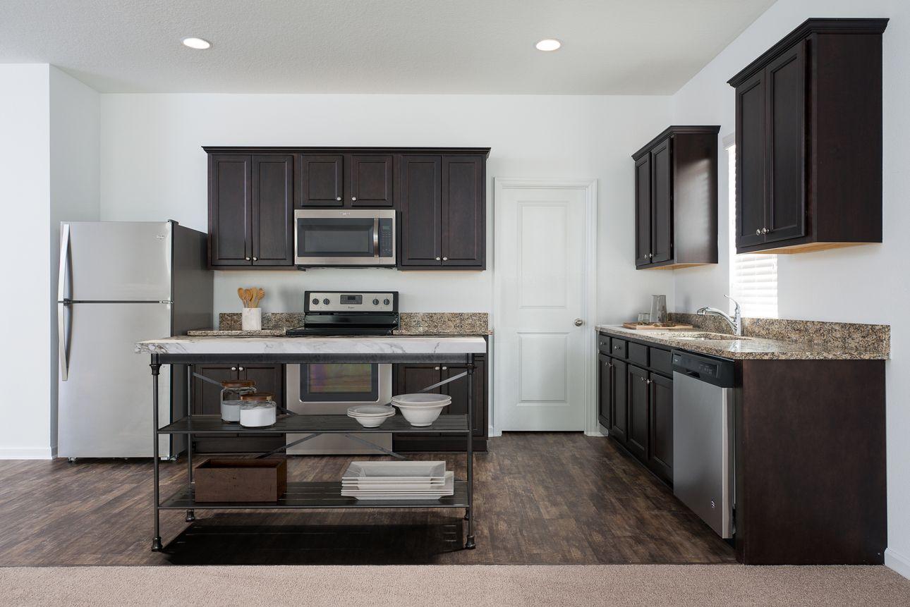 Interior:Polaris Polaris Kitchen