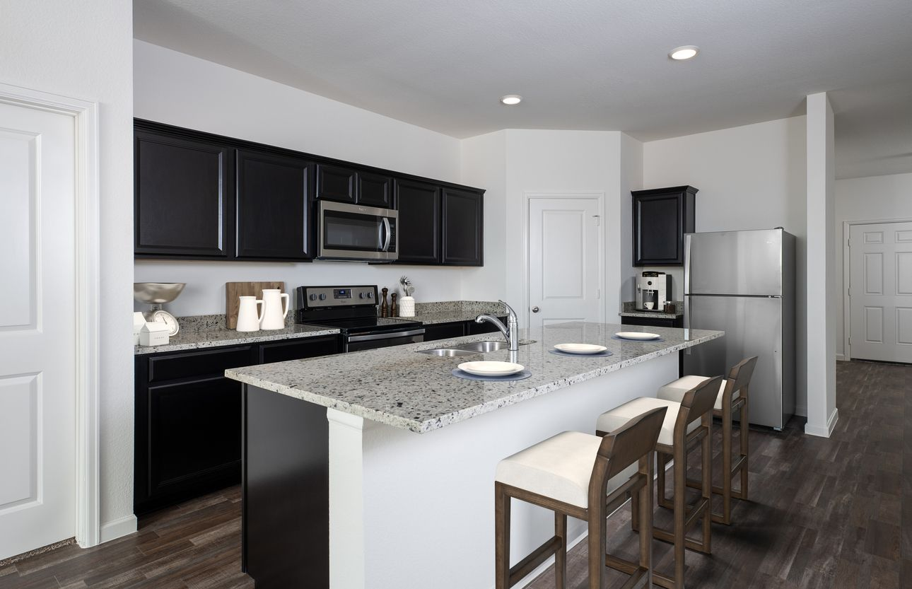 Interior:Luna Luna Kitchen
