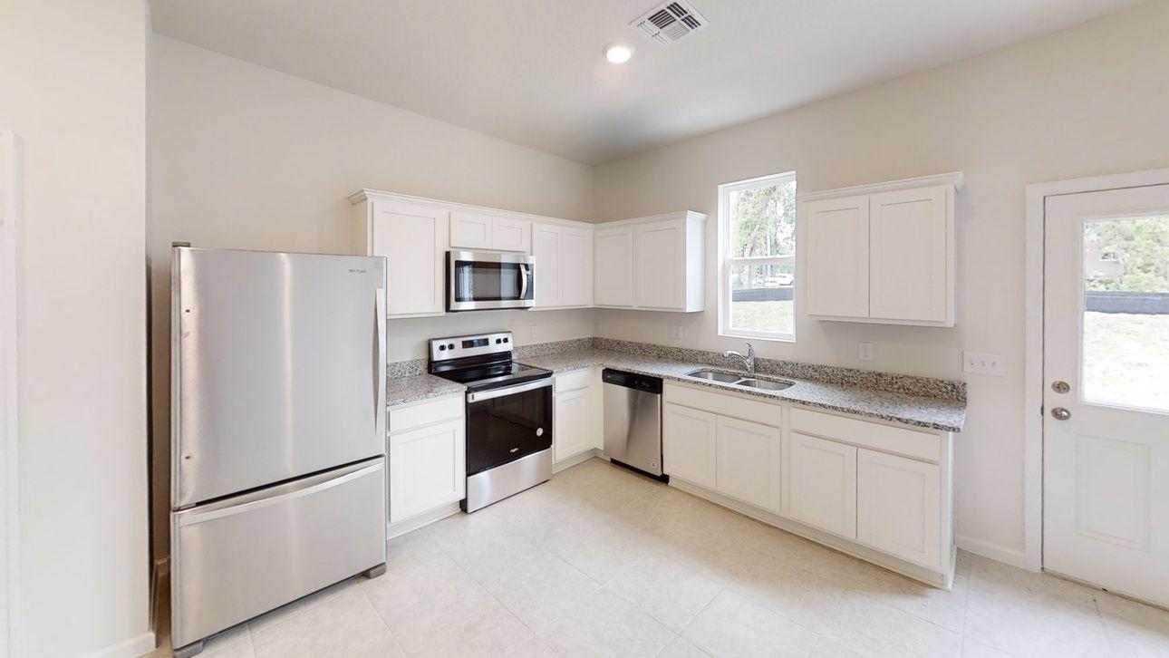 Interior:Endeavor Endeavor Kitchen