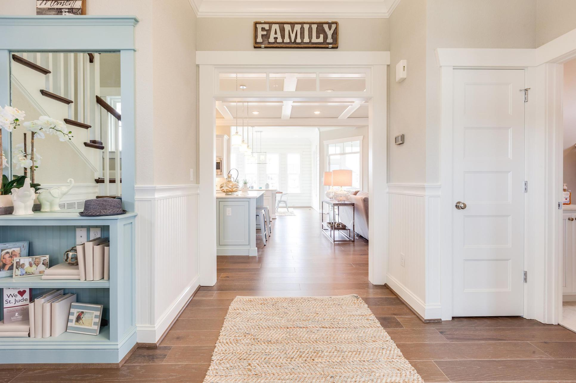 Caramel :Foyer