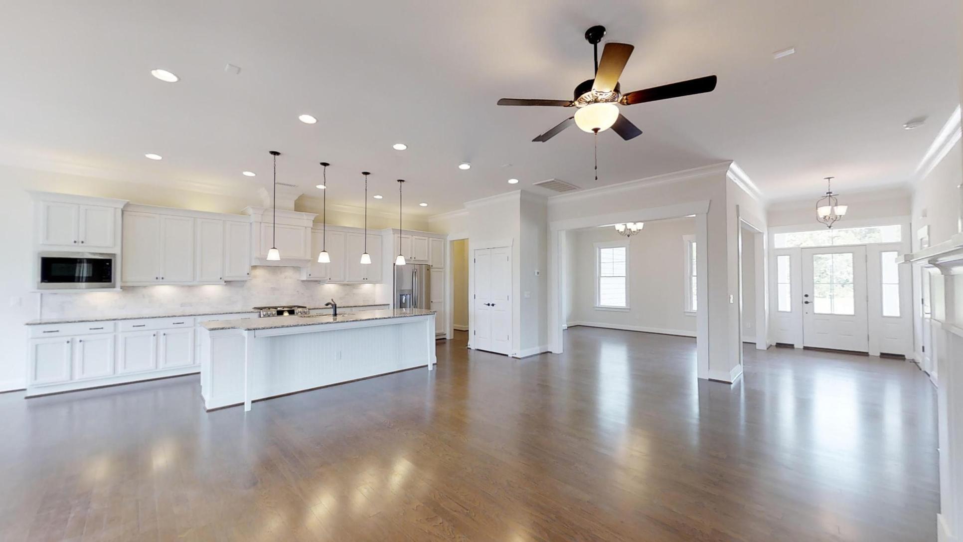 Interior:Great Room Kitchen