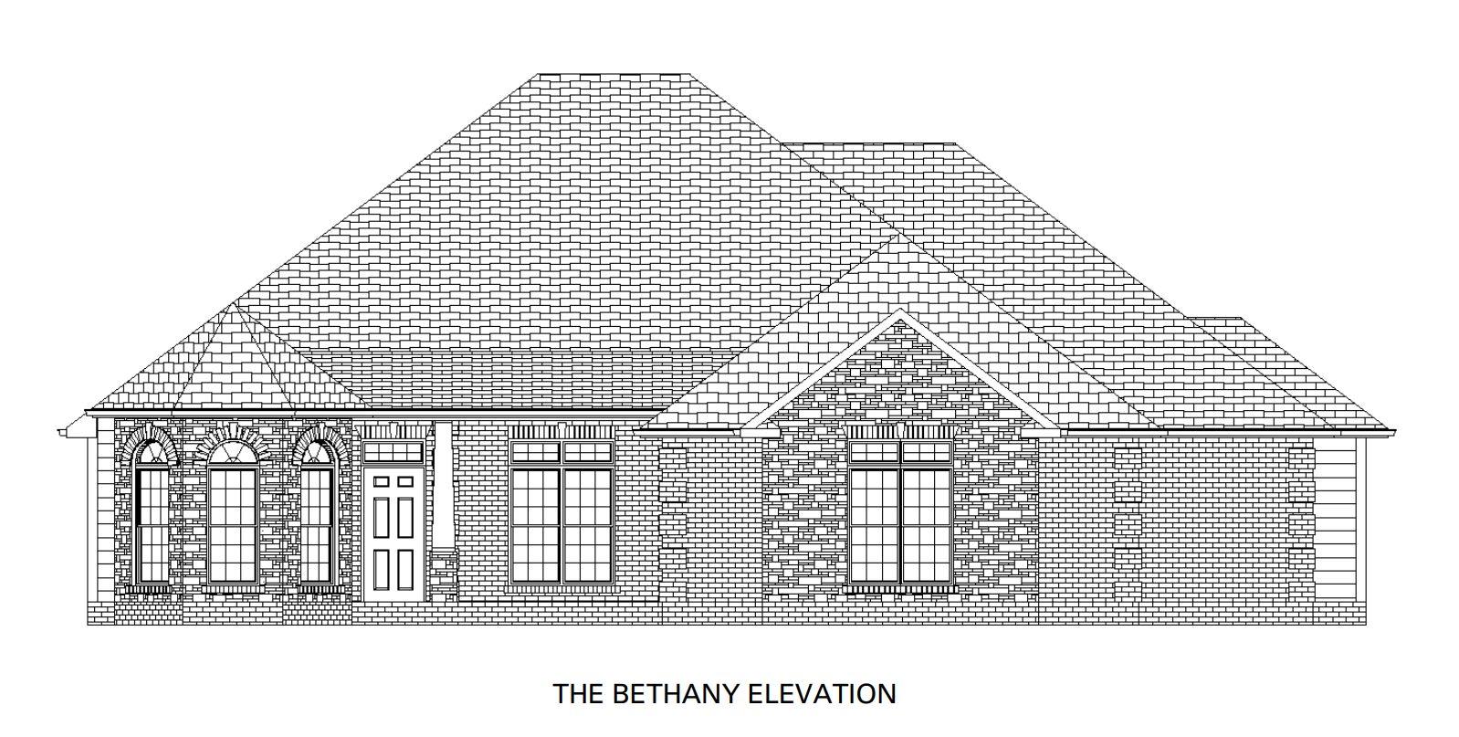 The Bethany:Elevation