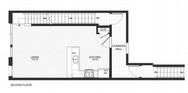 Plan 3:Second Floor