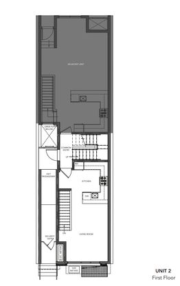 502 unit 2:First Floor