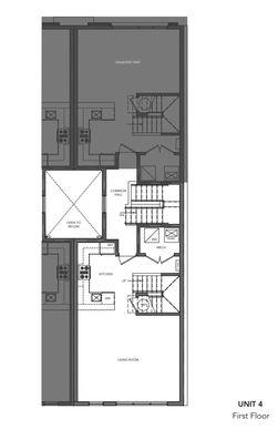 504, 508, 512, 516 unit 4:First Floorq