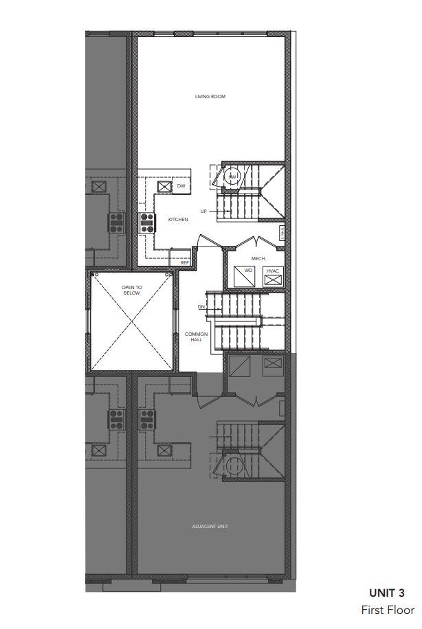 504, 508, 512, 516 unit 3:First Floor