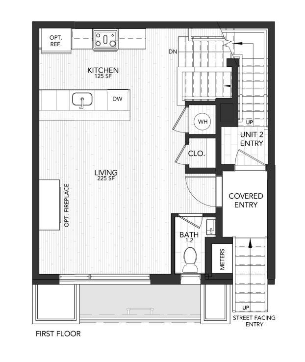 1123 A:First Floor