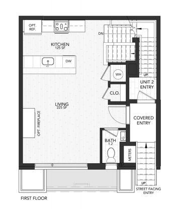 1117 A:First Floor