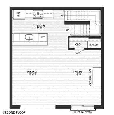 1117 B:Second Floor