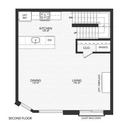 1104 B:Second Floor