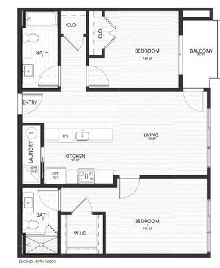 4E - Liberty - North:Floor Plan