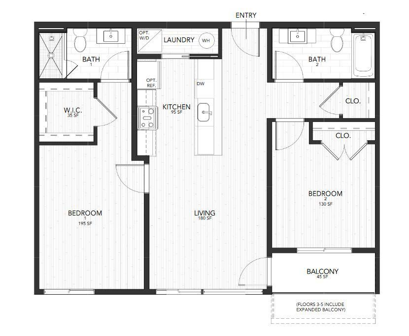 4G Liberty Plaza:Floor Plan
