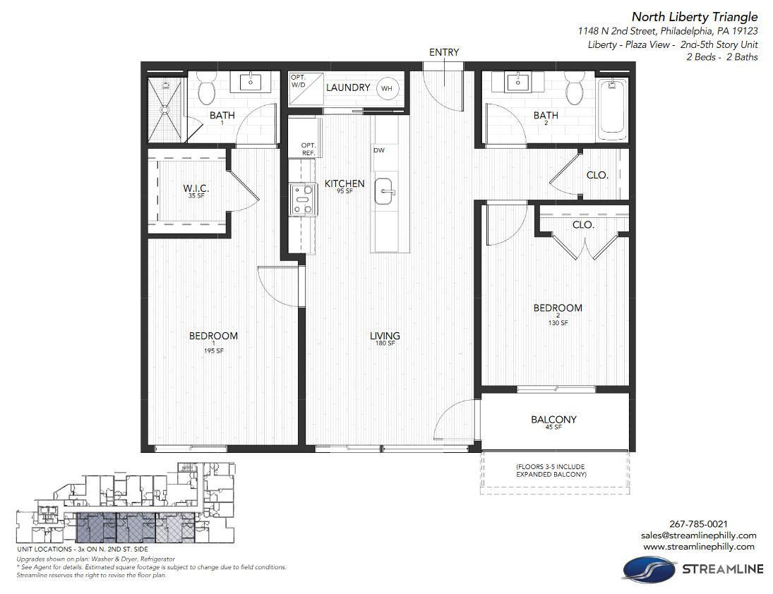3I  Liberty  Plaza:Floor Plan