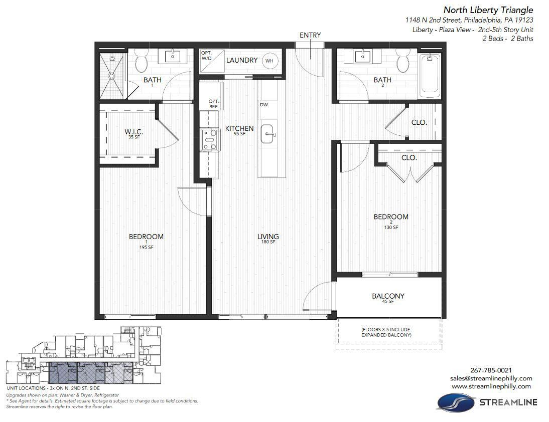 148 5I Plaza:Floor Plan
