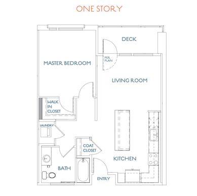 Flats 1:Floor Plan