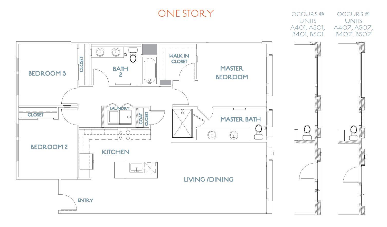 Flats 3.1:Floor Plan