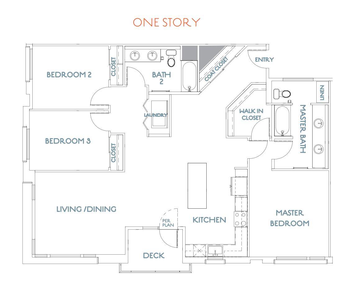 Flats 3.2:Floor Plan