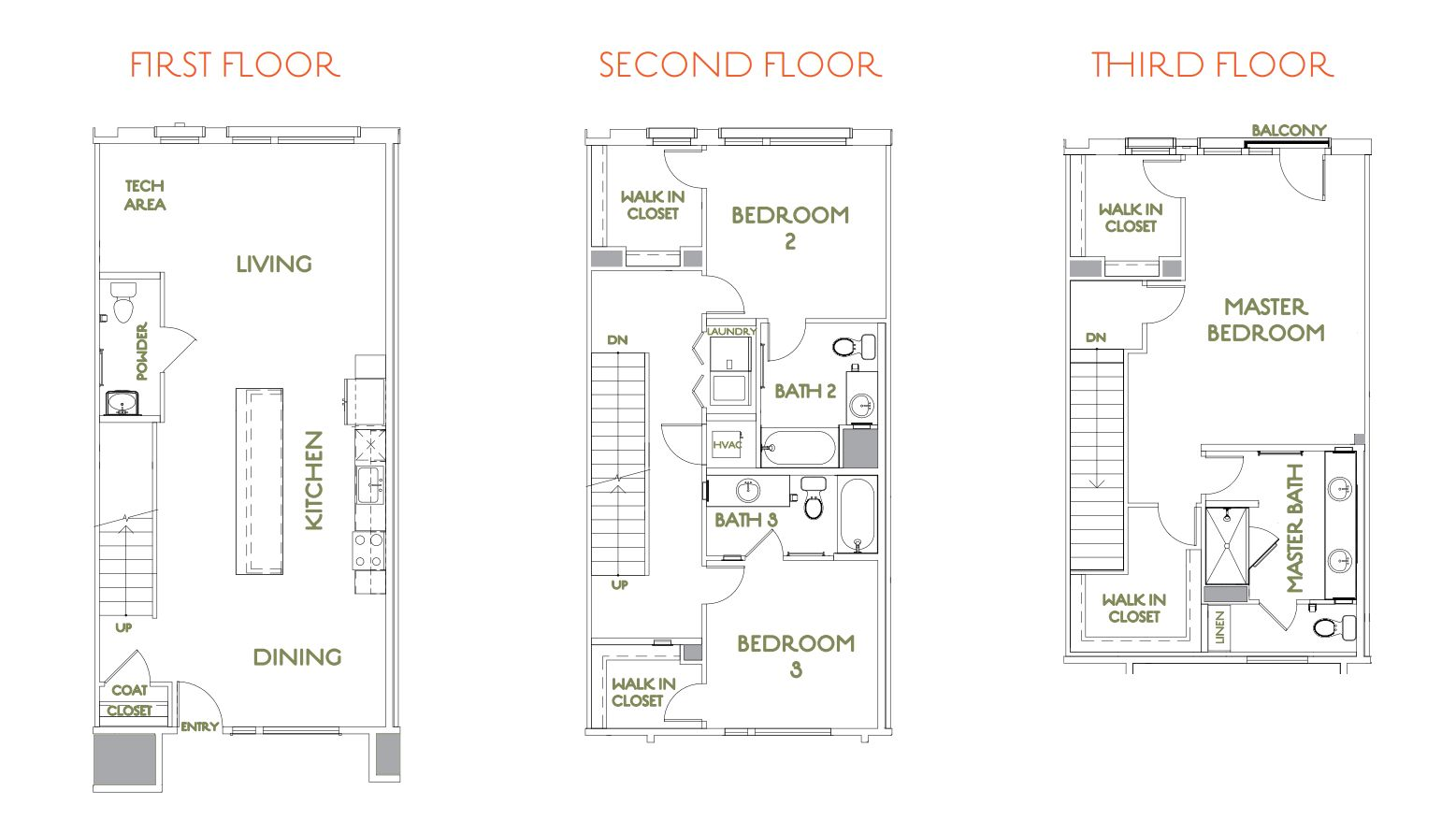 Capitols 6:Floor Plan