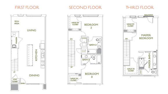 Capitols 6:Floor Plan
