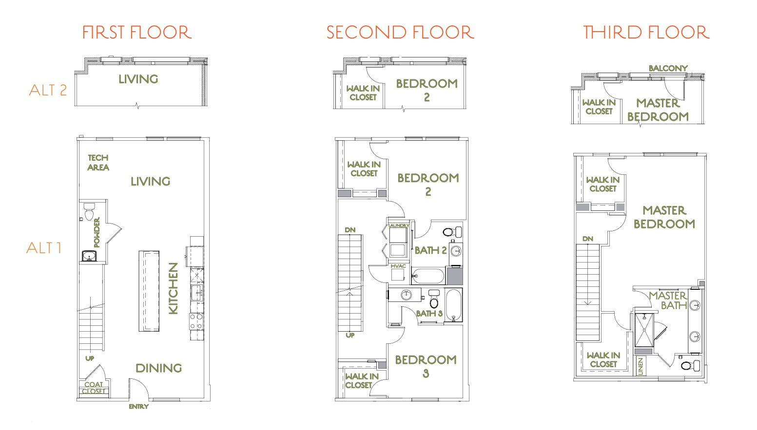 Capitol 6 Alt 1:Floor Plan