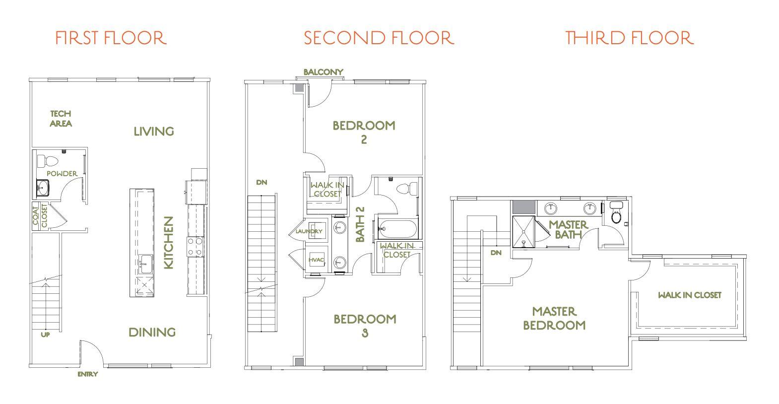 Capitols 12:Floor Plan