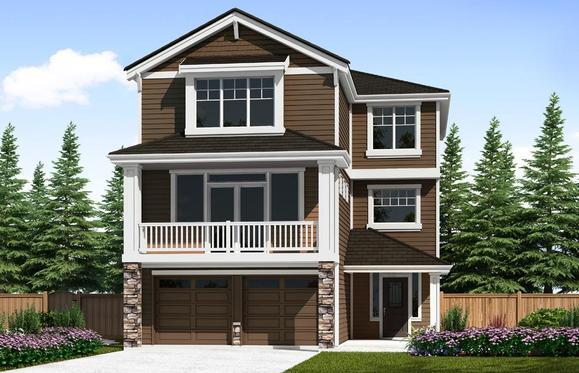Exterior:Floor Plan 2830
