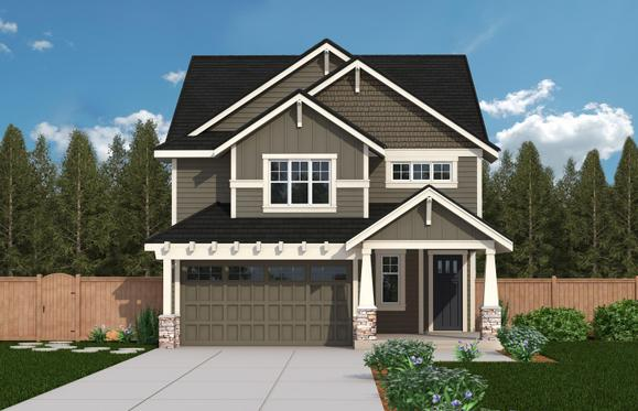 Exterior:CT 2733A - Elevation 1