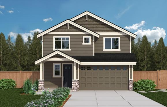 Exterior:CT 3082A - Elevation 1