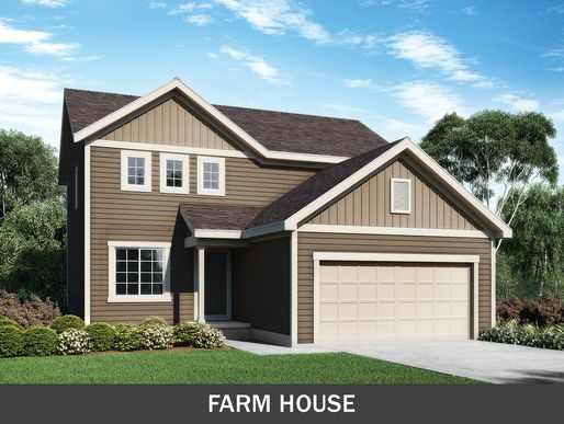 Brookside Farm House Elevation