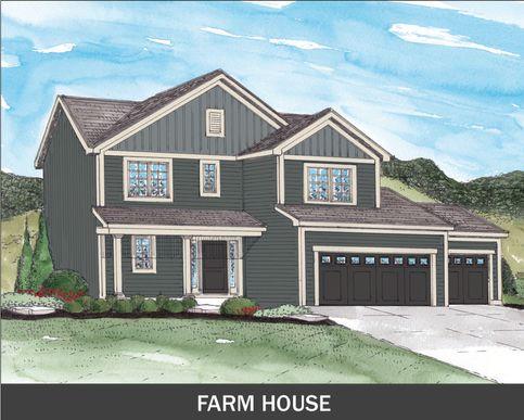 Exterior:Farm House