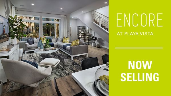 Encore at Playa Vista,90094
