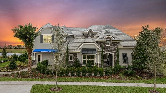 Havencrest Tuscany Model Home