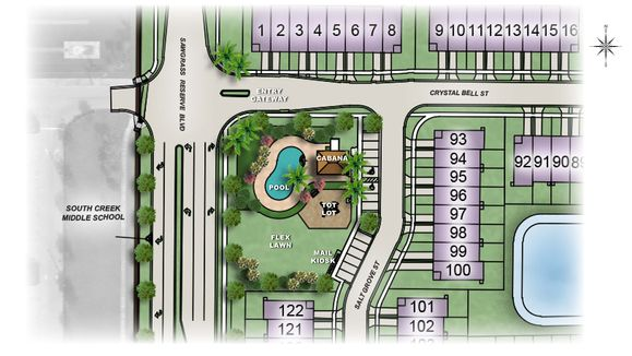 Woodland Park Townhomes,32824