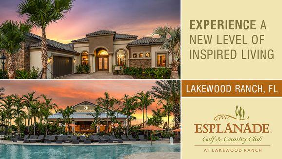 Esplanade Golf & Country Club at Lakewood Ranch,34211