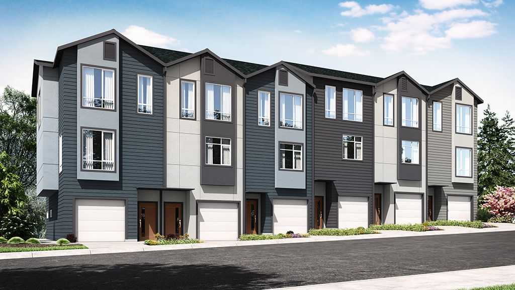 Northmark Townhomes at Beardslee,98011