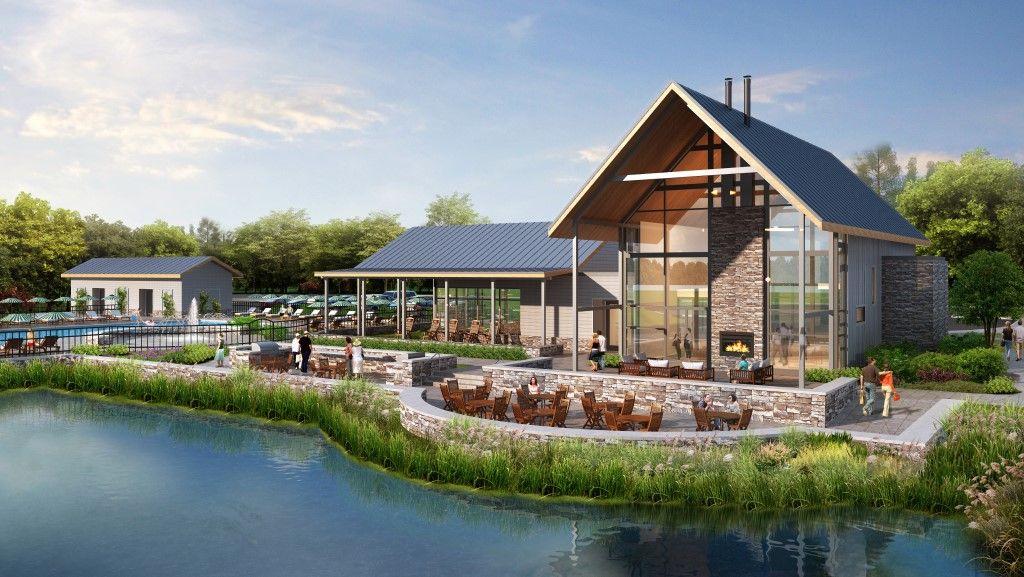 Honeycutt Farm exterior rendering