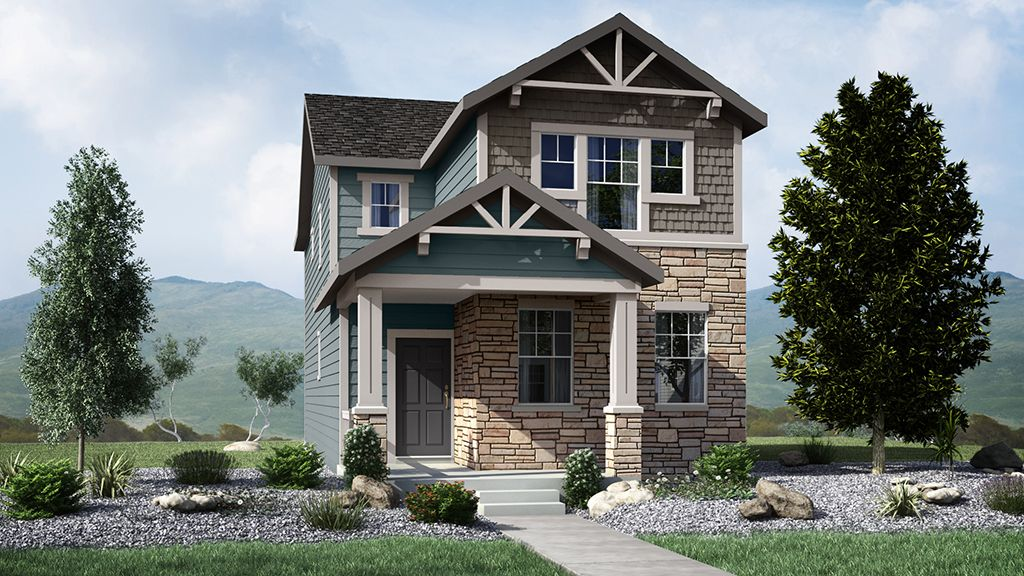 The Horizon Collection at Altaira at High Point,80239