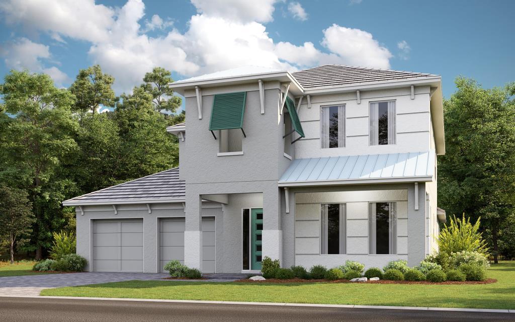 Zion-Coastal Modern-elev