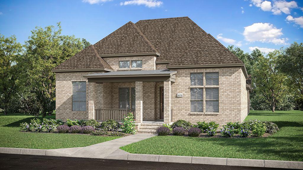 Darling Homes Dallas 3500 Renderings3581C1...