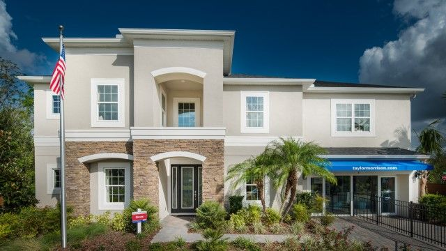 Southern Oaks Model Home