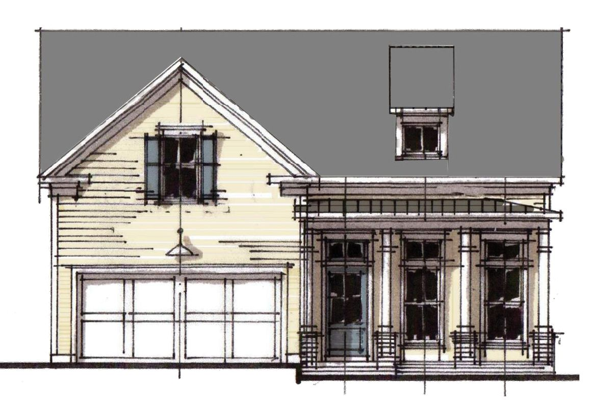 Exterior:The Bayfield B