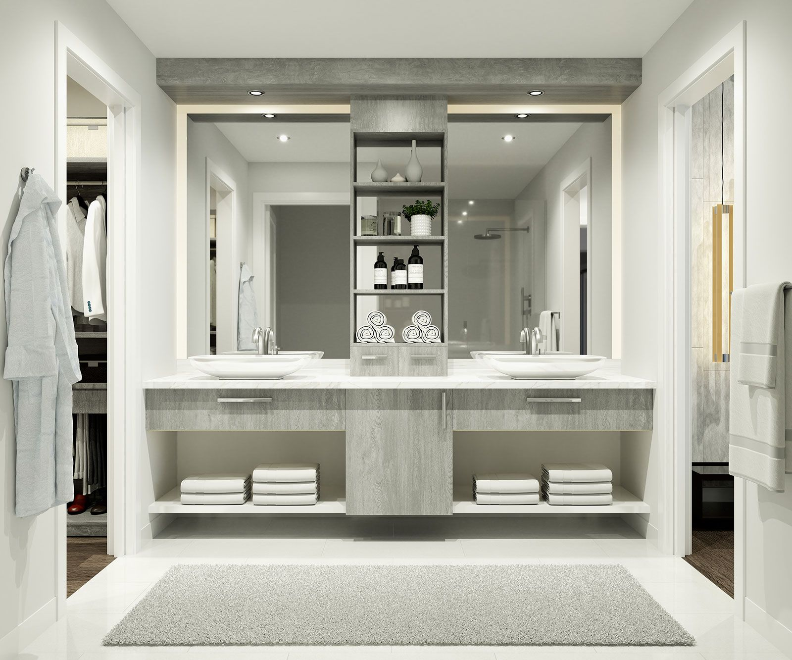 Residence 2:Interior