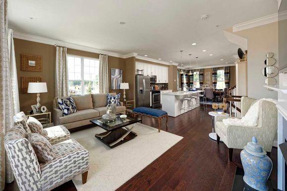 Wood Glen :Luxury 3/4 Level Townhomes