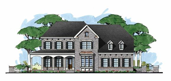 The Hawthorne Estate Elevation 3