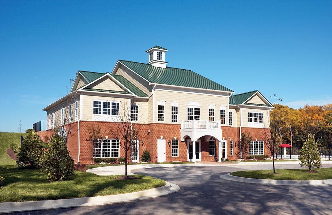 Marlboro Ridge Clubhouse